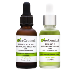 Ferulic-Retinol Duo new